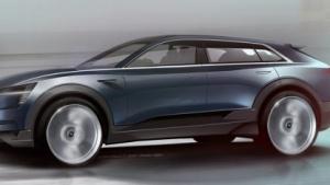 Sieht der Q6 E-Tron aus wie die Studie Audi E-tron Quattro Concept?