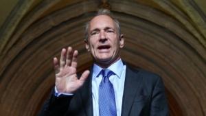 Sir Tim Berners-Lee, einer der Erfinder des WWW