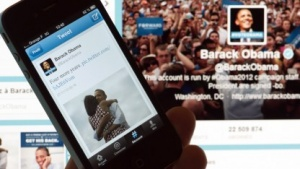 Twitter-Account von Barack Obama