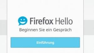 Firefox Hello verlässt die Betaphase.