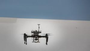 Drohnen als Kameraleute bei Videokonferenzen