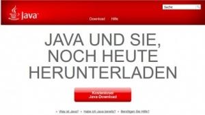 Java und Sie - das wird bald nichts mehr. Jedenfalls nicht mit einem Browser-Plugin.