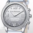 Isaac Mizrahi: Damen-Smartwatch mit OLED-Display