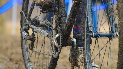 Cyclocross-Fahrrad (Symbolbild)