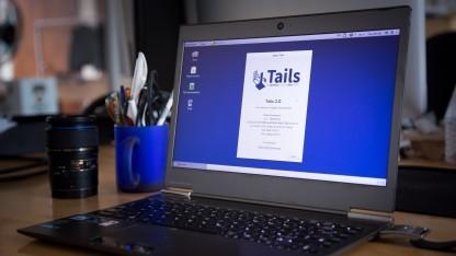Tails in der neuen Version