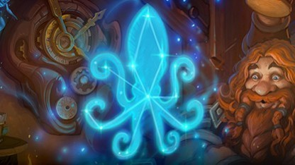 "Logo des ""Kraken"" in Hearthstone"