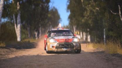 Sèbastien Loeb Rally Evo