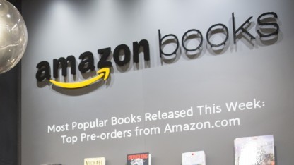 Amazons erster Buchladen in Seattle