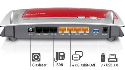 ftth per fritzbox 5490 glasfaser router von avm bei ersten providern erh ltlich. Black Bedroom Furniture Sets. Home Design Ideas