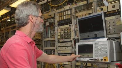 Kabellabor Darmstadt: Hier testet die Telekom Technik auf ihre Einsatzfähigkeit.