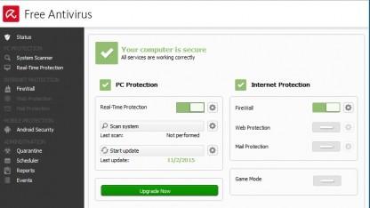 Nutzer bekommen derzeit unaufgefordert die Avira-Antivirensoftware zugeschickt - von einem Botnet.