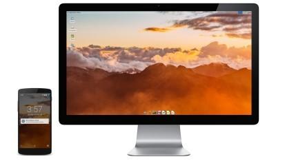 Maru soll eine gut zu bedienende Desktop-Oberfläche bieten.