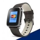 Pagaré für Pebble: Bezahlen mit dem Uhrarmband