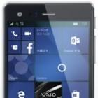 Windows 10 Mobile: Vaios Phone Biz kommt nicht nach Europa