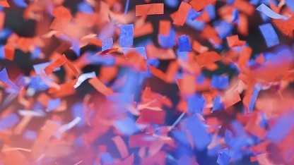 Beim Karneval in Thüringen wurden Patientendaten in die Menge geworfen.