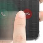 LG G5: Semitransparente Klapphülle mit Touch-Funktion