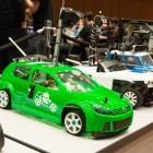 Studentenwettbewerb: Carolinchen ist das beste autonome Modellauto