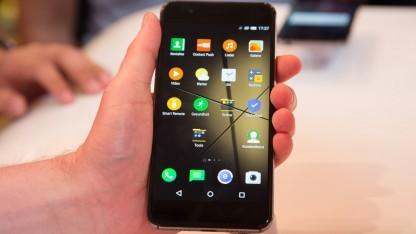 Gigasets Smartphone Me Pro