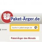 Paket-Ärger.de: Die meisten Beschwerden über nicht ausgehändigte Pakete