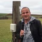 1 GBit/s: Deutsche Telekom will Glasfaser über Holzmasten ausbauen