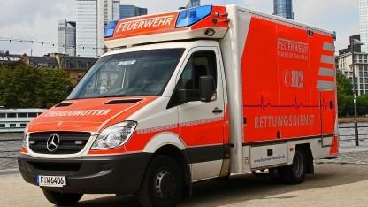 Bei dieser Vireninfektion kann auch der Krankenwagen nicht helfen.