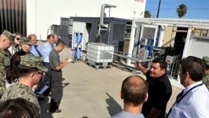 Demonstration der regenerativen Brennstoffzelle: Strom, Wärme, Wasser