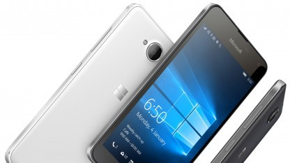 Lumia 650 erscheint im Februar.