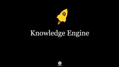 Logo der Knowledge Engine vom Juni 2015