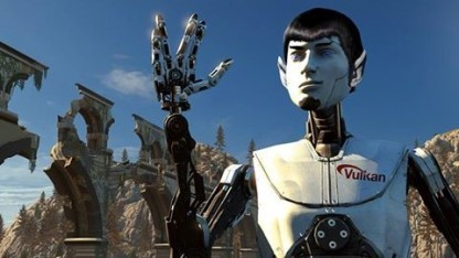 The Talos Principle mit Vulkan-API