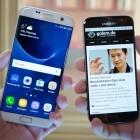 Galaxy S7 und S7 Edge im Hands on: Neue Galaxys haben Speicher-Slot und schnellere Kamera
