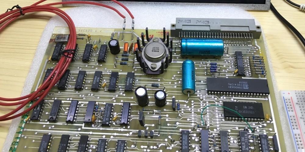 DDR-Computer: Wie ich mir nach 28 Jahren Warten meinen Z1013 bastelte