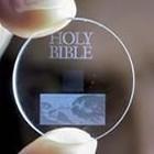 5D-Speichertechnik: Glasscheibe speichert 360 TByte