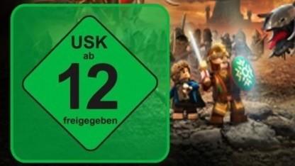 "USK-Logo ""ab 12"" auf Spielepackung"
