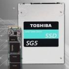 SG5-Reihe: Toshiba packt 1 TByte auf eine SSD im M.2-Format