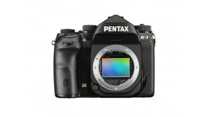Pentax K-1 mit Hochformatgriff