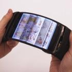 ReFlex: Uni stellt biegbares Smartphone vor