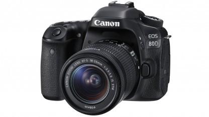 Canon EOS 80D: 45 Kreuzsensoren