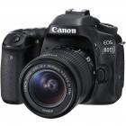 Canon EOS 80D: Canon verbessert den Autofokus der Mittelklasse-DSLR