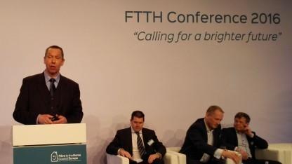 Carsten Engelke, Technical Director des Anga, des Verbands deutscher Kabelnetzbetreiber