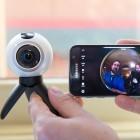 Gear 360 im Hands on: Samsung bringt den Rundumblick aufs Smartphone