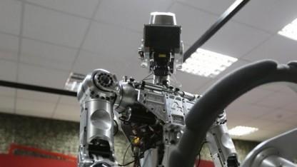 Roboter Fjodor: Kein Neid mehr auf US-Roboter