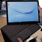 Matebook im Hands On: Huaweis erstes Windows-10-Tablet ist sehr dünn