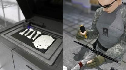 Militärdrohnen sollen on demand gefertigt werden.