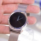 Haier Watch im Hands on: Runde Smartwatch aus Metall für 200 Euro