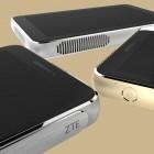 Spro Plus: ZTE präsentiert Beamer mit eingebautem Tablet
