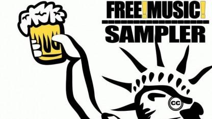 Die Gema will auch Geld für freie Musik haben.