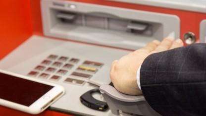 Bankautomaten mit Venenscannern sind für Fujitsu die Zukunft.