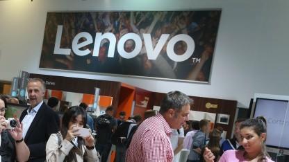 Lenovo will bei Smartphones durchstarten.