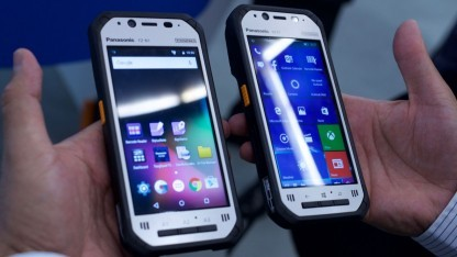 Panasonics FZ-N1 und FZ-F1 mit Android beziehungsweise Windows 10