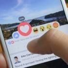 Facebook: Haha und Wow weltweit